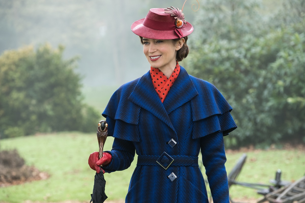 Mary Poppins regresa