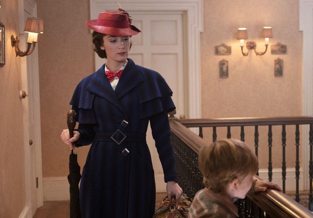Mery Poppins regresa