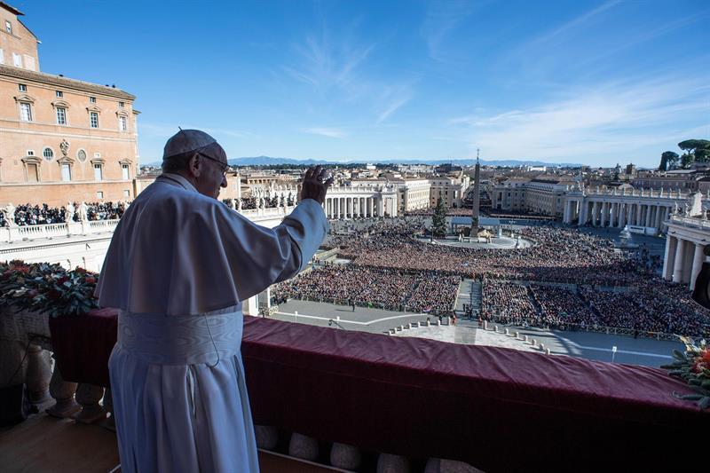 Papa Francisco, Navidad, Vaticano, Basílica,