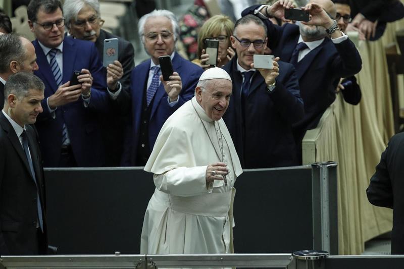 Papa Francisco, Virgen de Guadalupe, peregrinos, Vaticano,