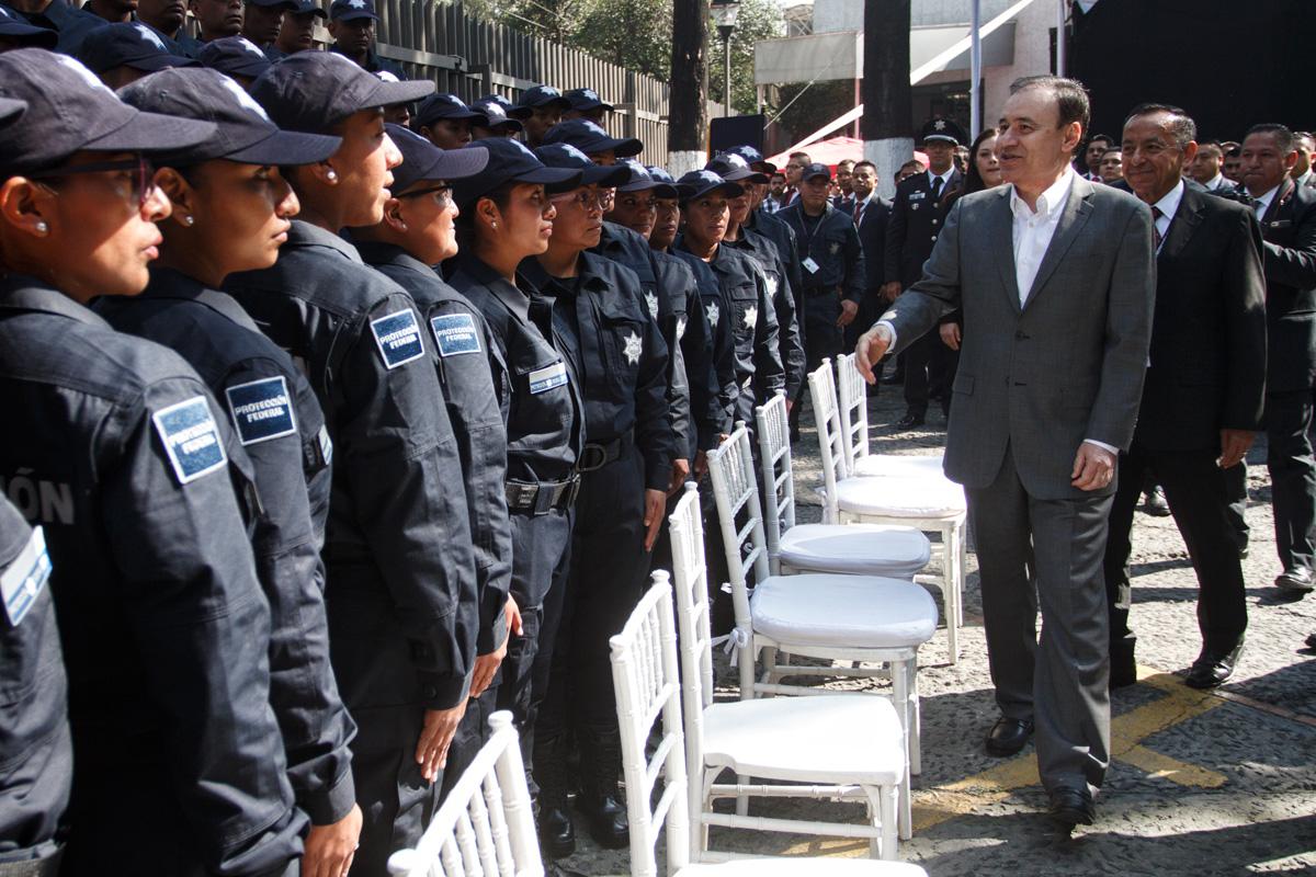 Alfonso Durazo, seguridad, Seguridad y Protección Ciudadana, polígrafo,