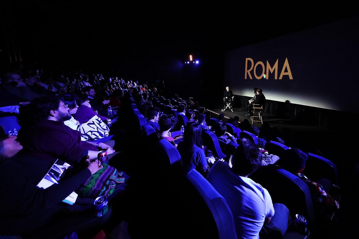 Cineteca nacional Roma
