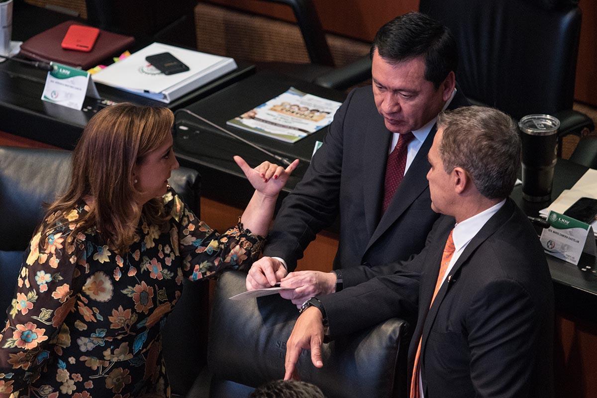 Senado, Fuero, Presidente, Comisiones, López Obrador,