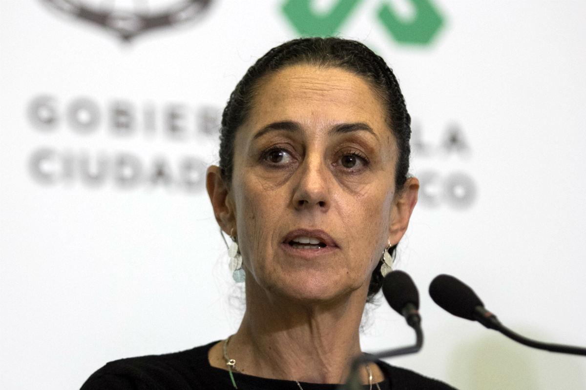 Claudia Sheinbaum, jefa de Gobierno (Cuartoscuro)