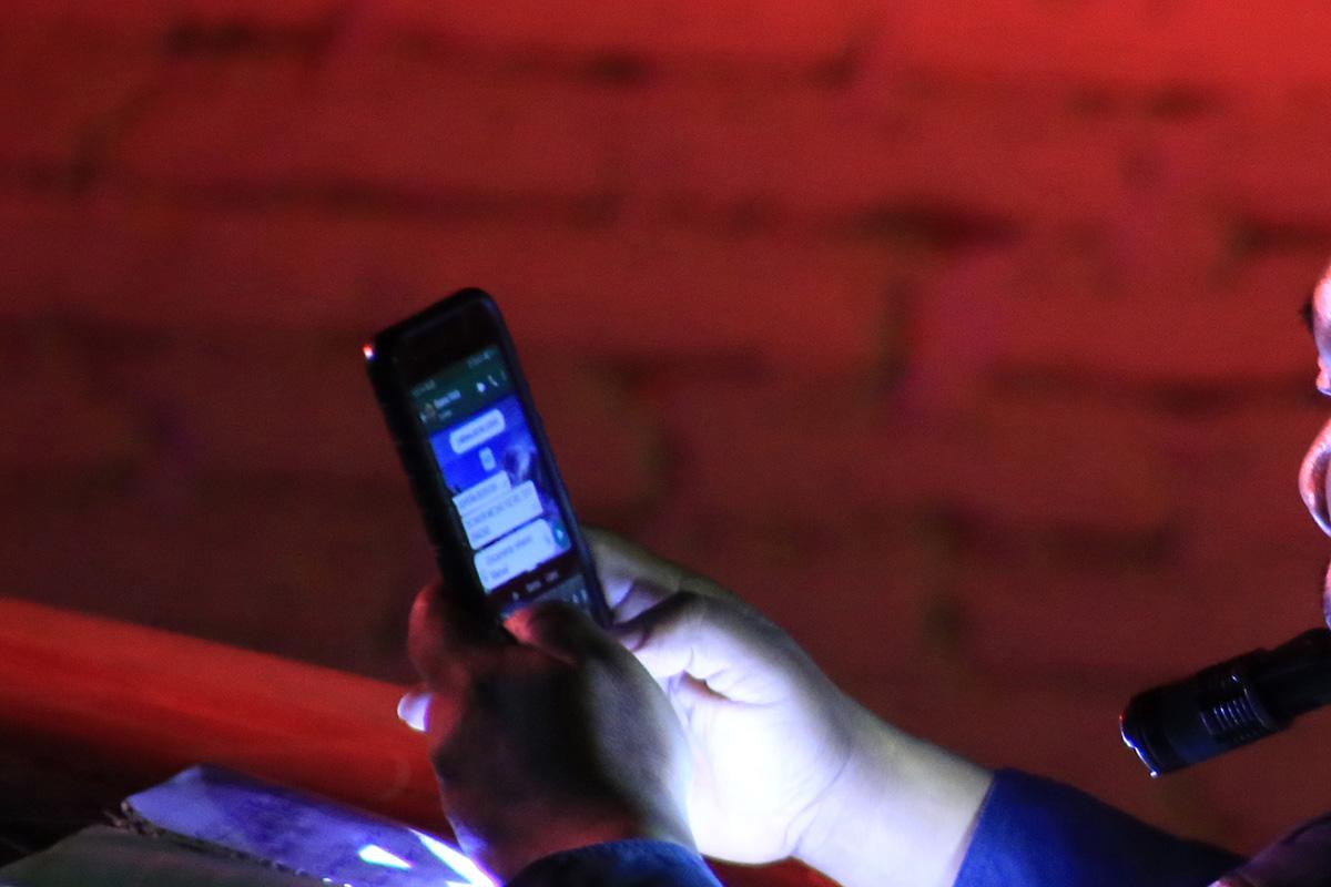 Telefonía, celular, red de telefonía celular O2, Londres, Reino Unido,