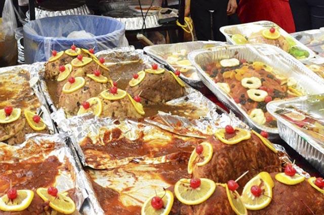 cena año nuevo Torito