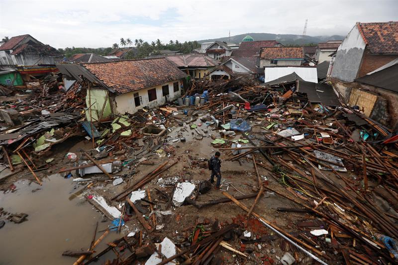 Indonesia, tsunami, terremoto, víctimas,