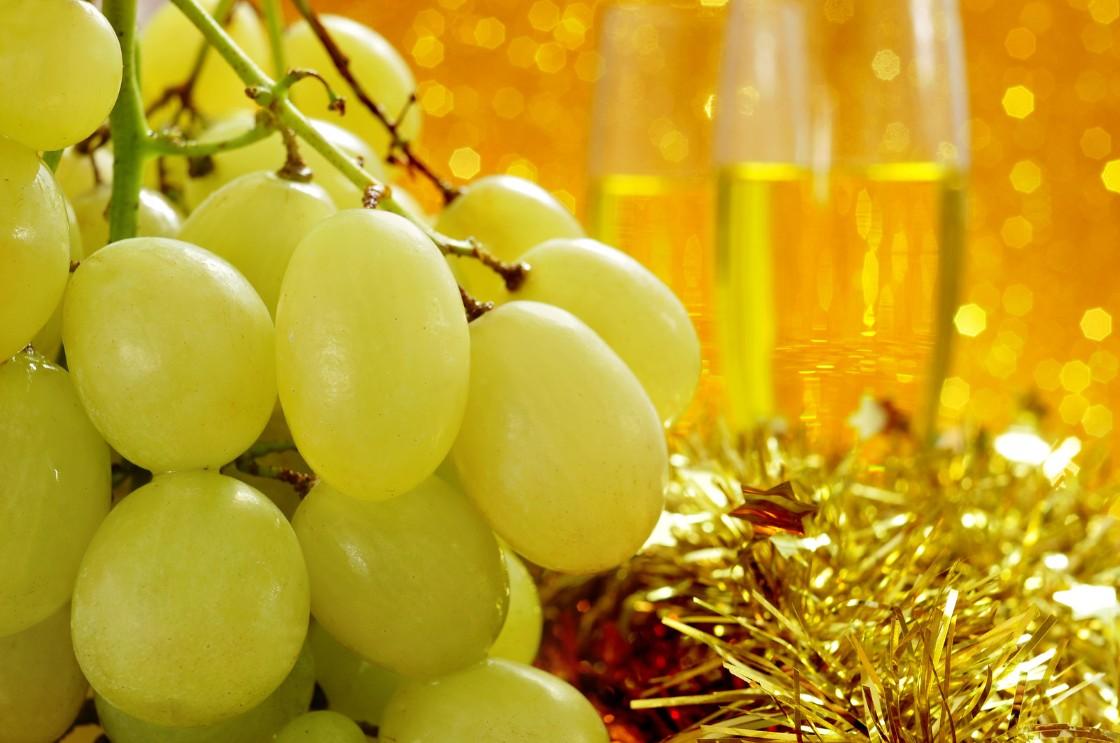uvas tradicion año nuevo
