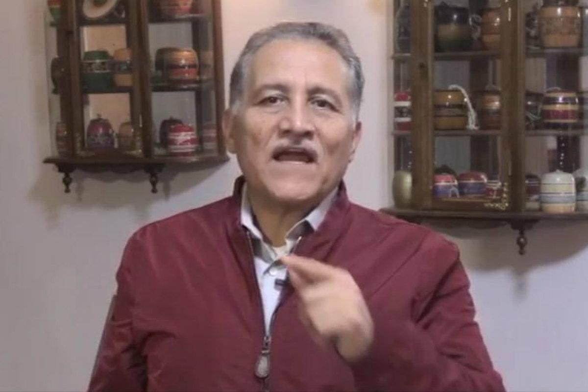 Arturo Zamora, (tomada del video)