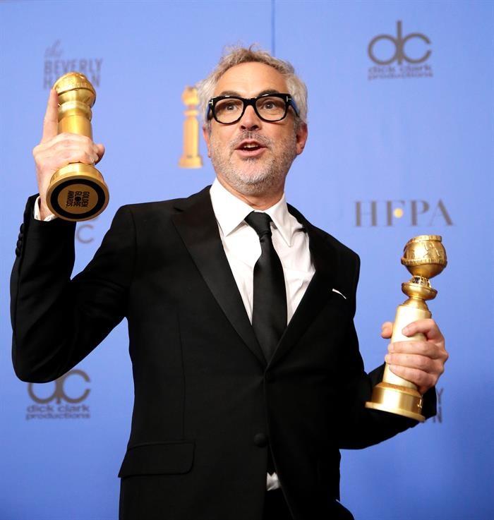 Golden Globes Alfonso Cuarón