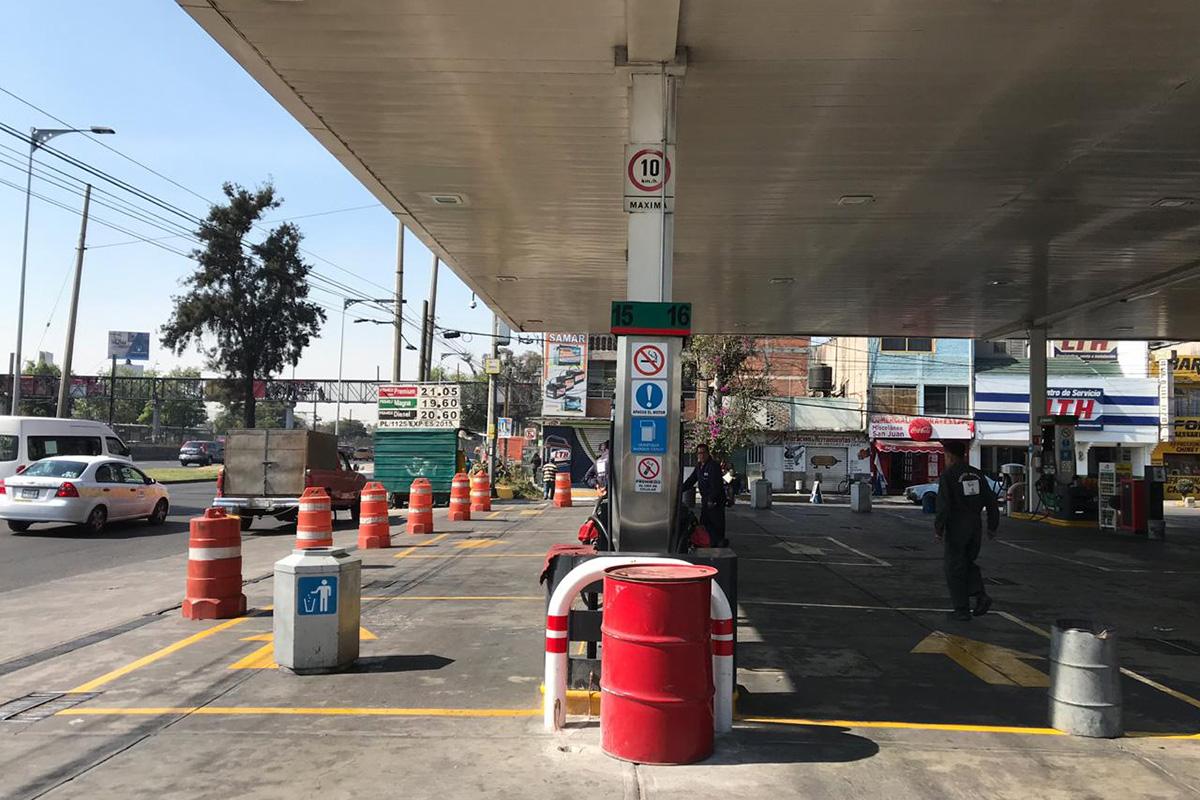 Gasolineras, CDMX, combustible, gasolina, Magna, Premiun,
