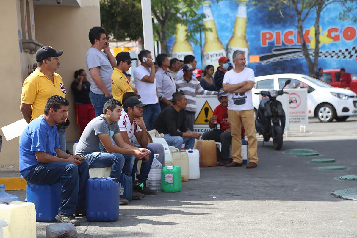 gasolina, desabasto, Onexpo, Gasolineras, Magna, Premium,