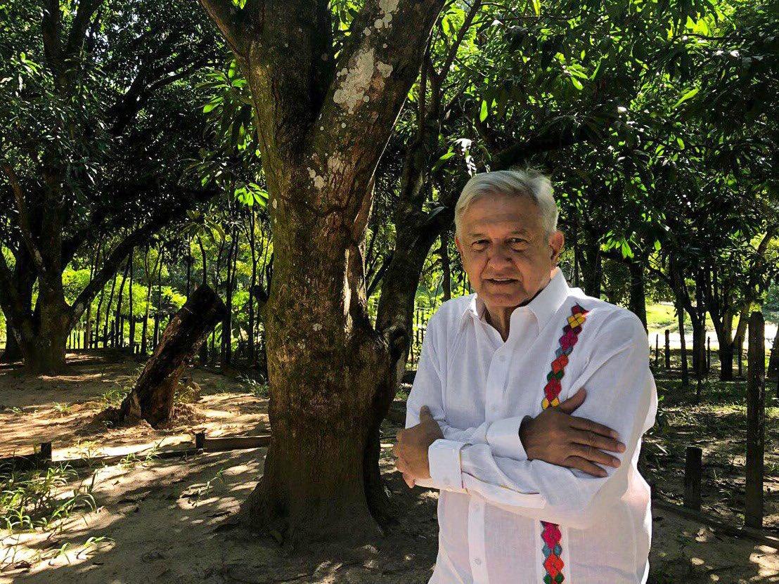 AMLo, Andrés Manuel López Obrador, 2019, año nuevo