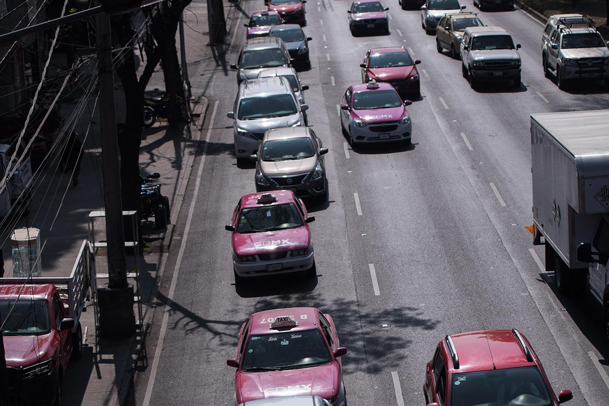 AMLO, Gasolina, taxistas, desabasto combustible, gasolineras, Pemex,