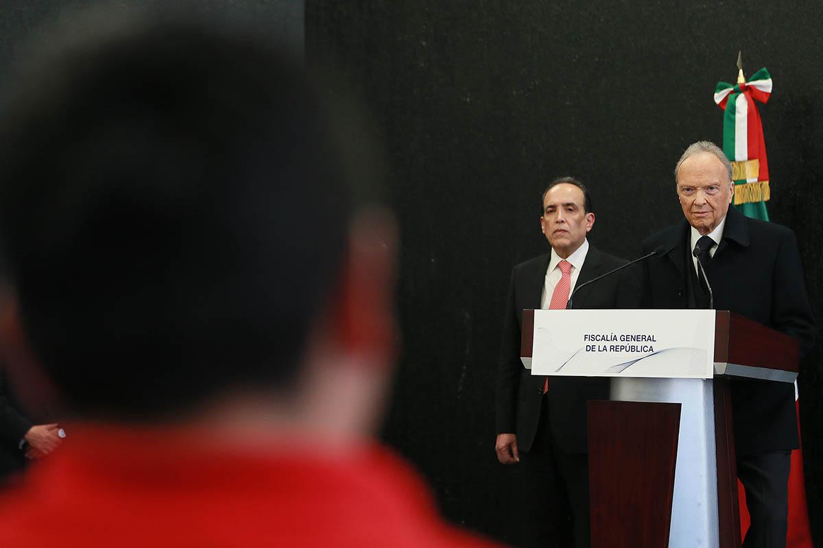 Estafa Maestra, Rosario Robles, Fiscalía General de la República, Gertz Manero,