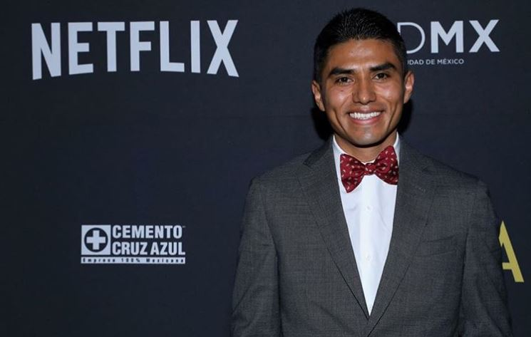 Jorge Guerrero interpreta a Fermín
