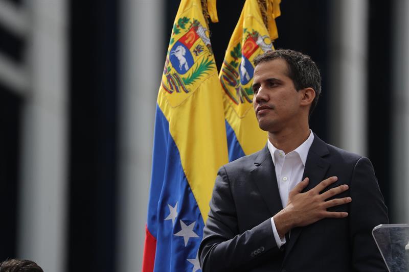 Juan Guaidó, Venezuela, América Latina