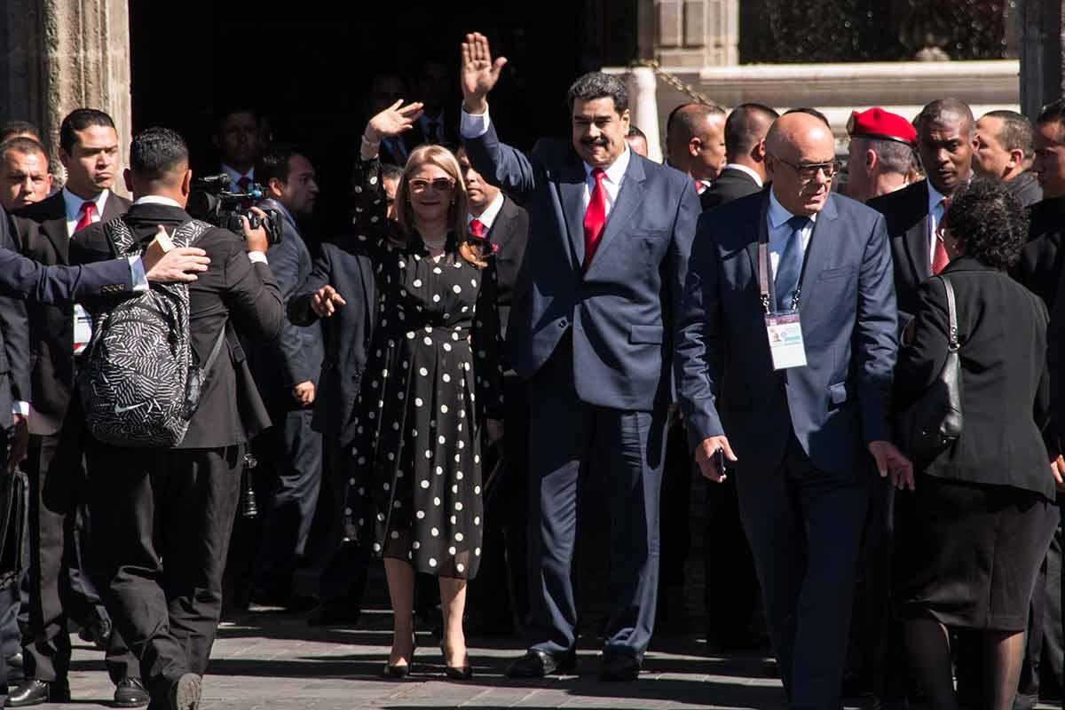 Nicolás Maduro, Venezuela, América Latina, México