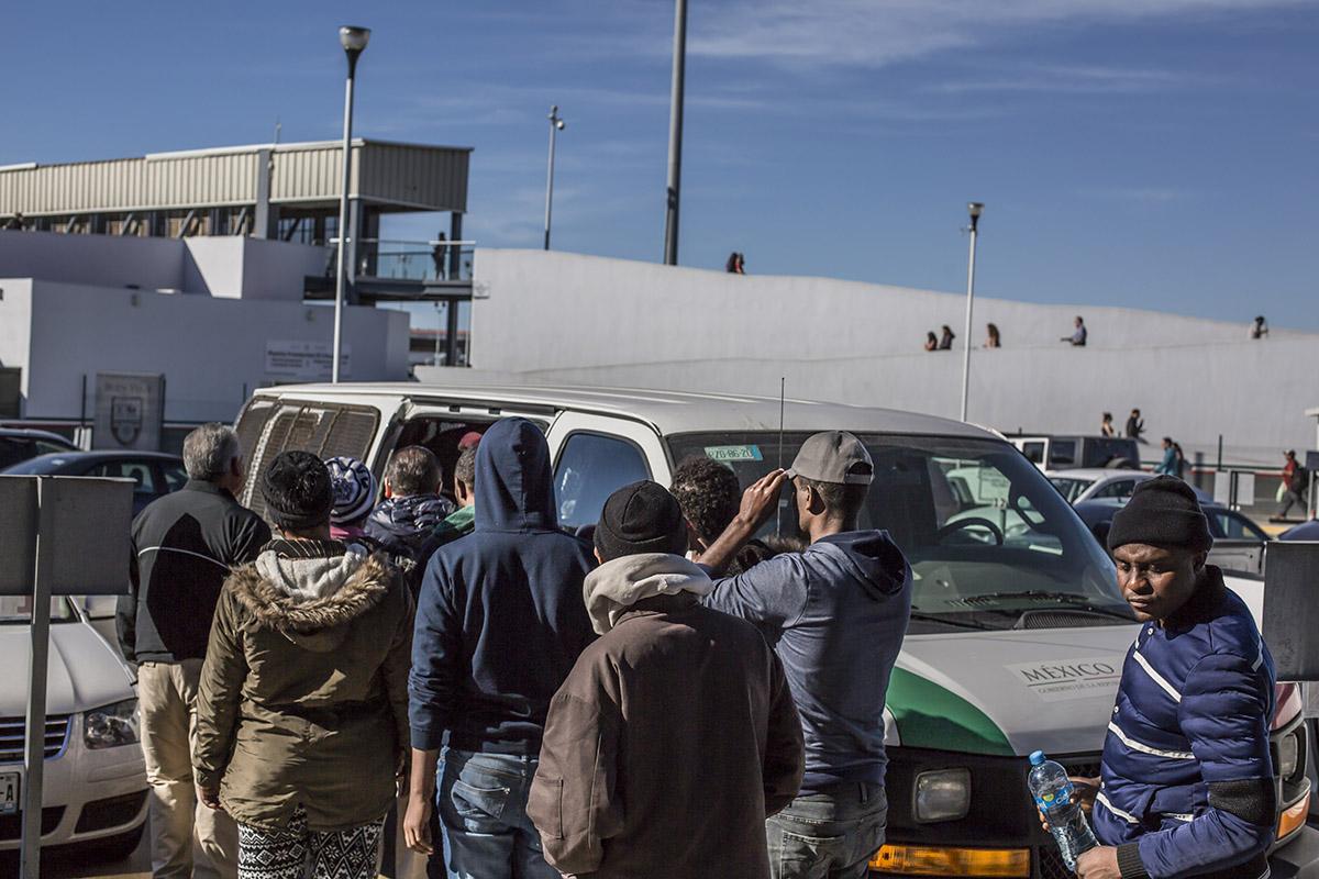 Centroamericanos, Estados Unidos, Migrantes, Caravana Migrante, Muro, Donald Trump, Garita,