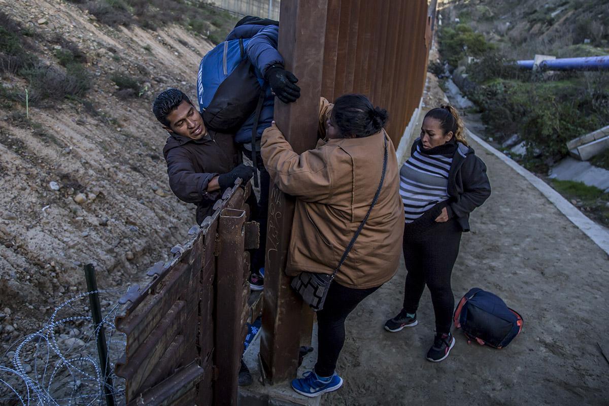 Migrantes, Caravana Migrante, SCJN, Jalisco,