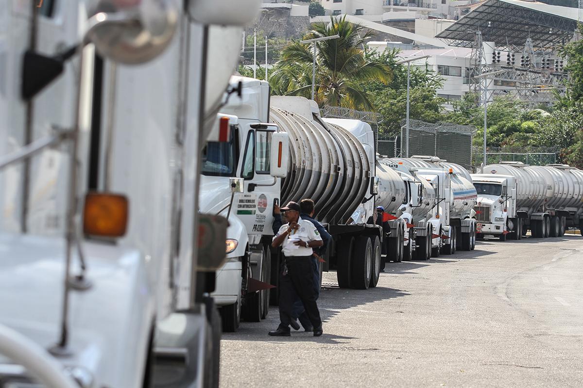 Robo Combustible, Huchicoleo, gasolina, desabasto, Pemex, Magna, Premium,