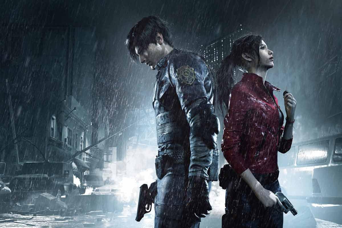 Resident Evil 2, Videojuegos