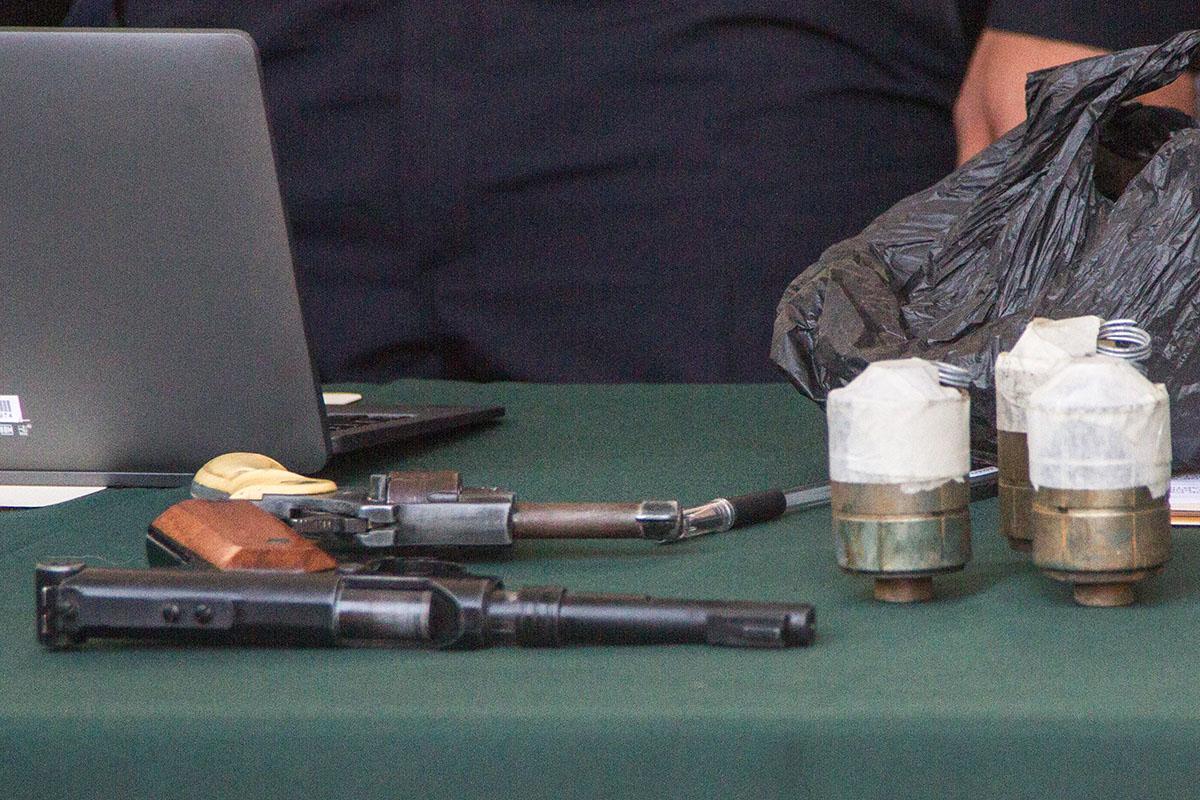 desarme, Claudia Sheinbaum Pardo, CDMX, Basílica, Seguridad, inseguridad,