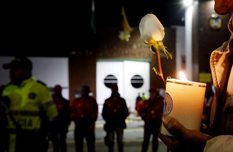 Colombia, atentado, ELN