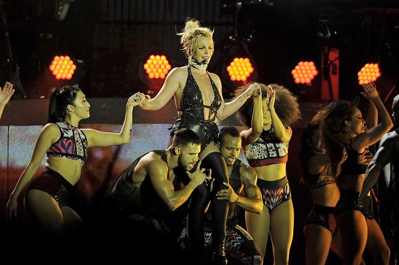 Britney Spears conciertos