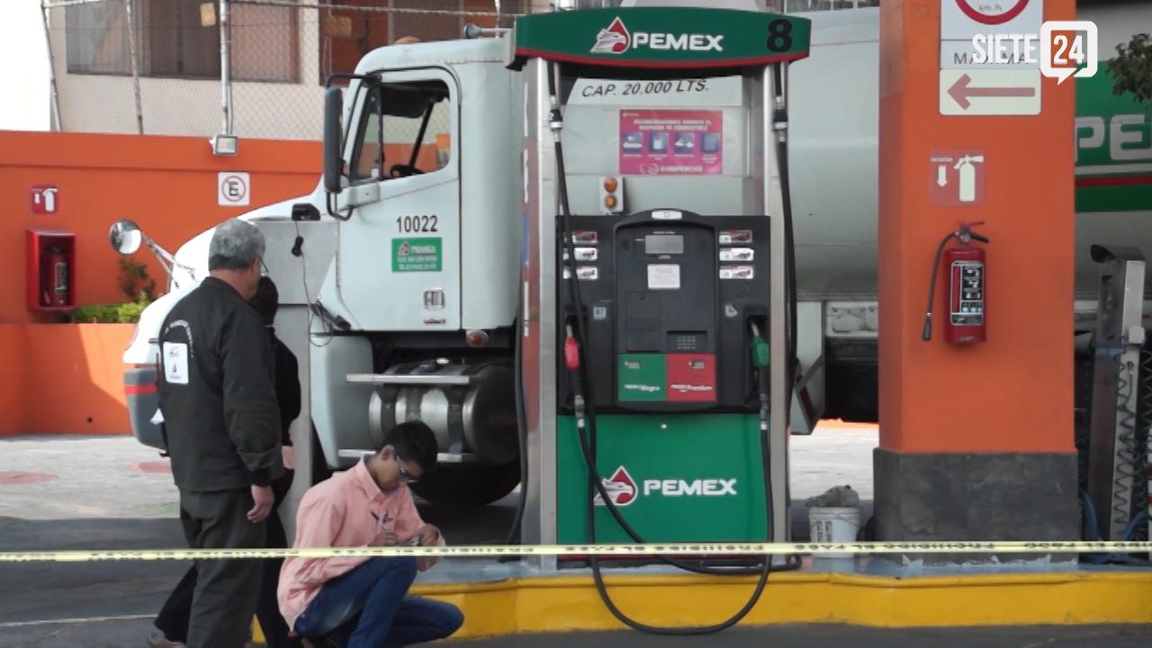 gasolina, desabasto, Pemex