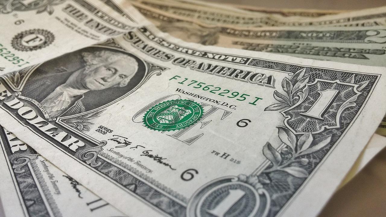 dólares, tasas de interés, estados unidos