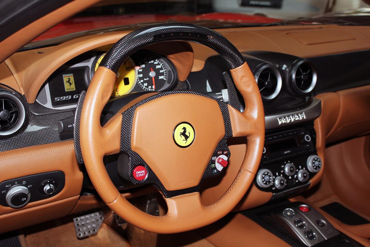 Ferrari, autos, empresas