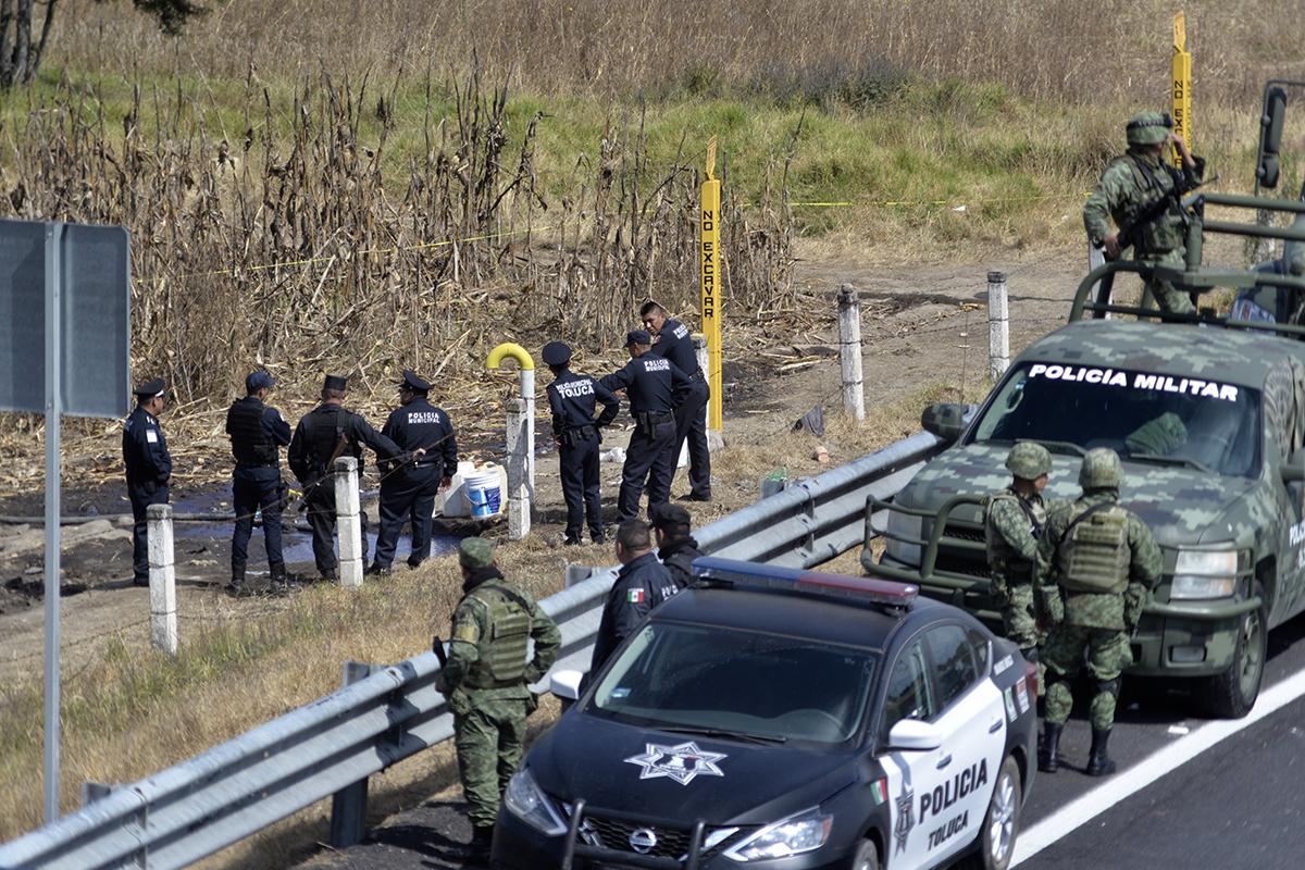 Segob, Olga Sánchez Cordero, Huachicol, Robo combustible, Gasolina, desabasto, Magna, Premium,