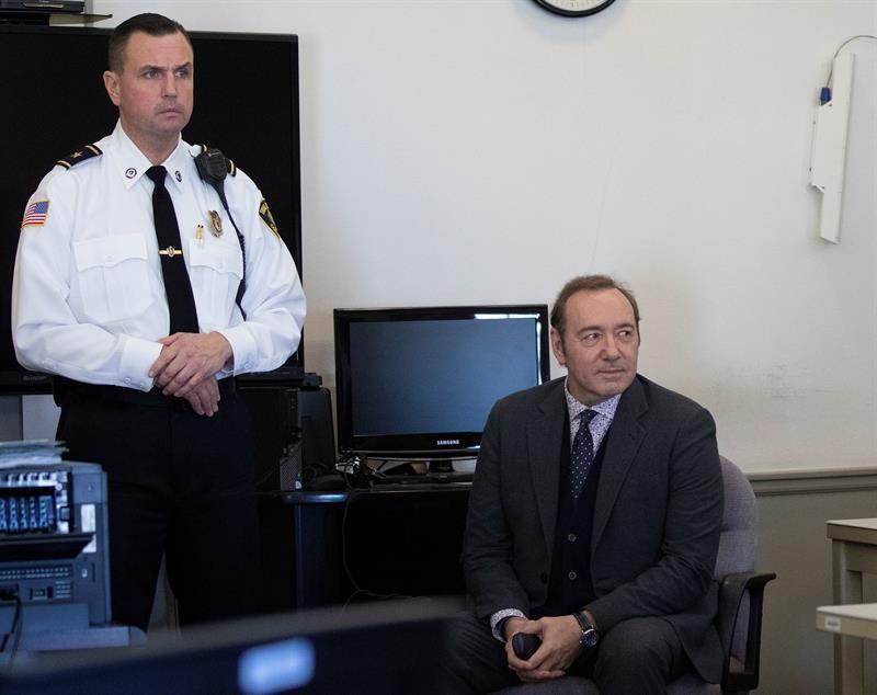 Kevin Spacey juicio