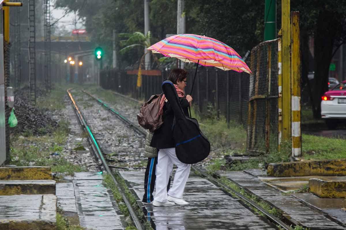lluvias, CDMX,