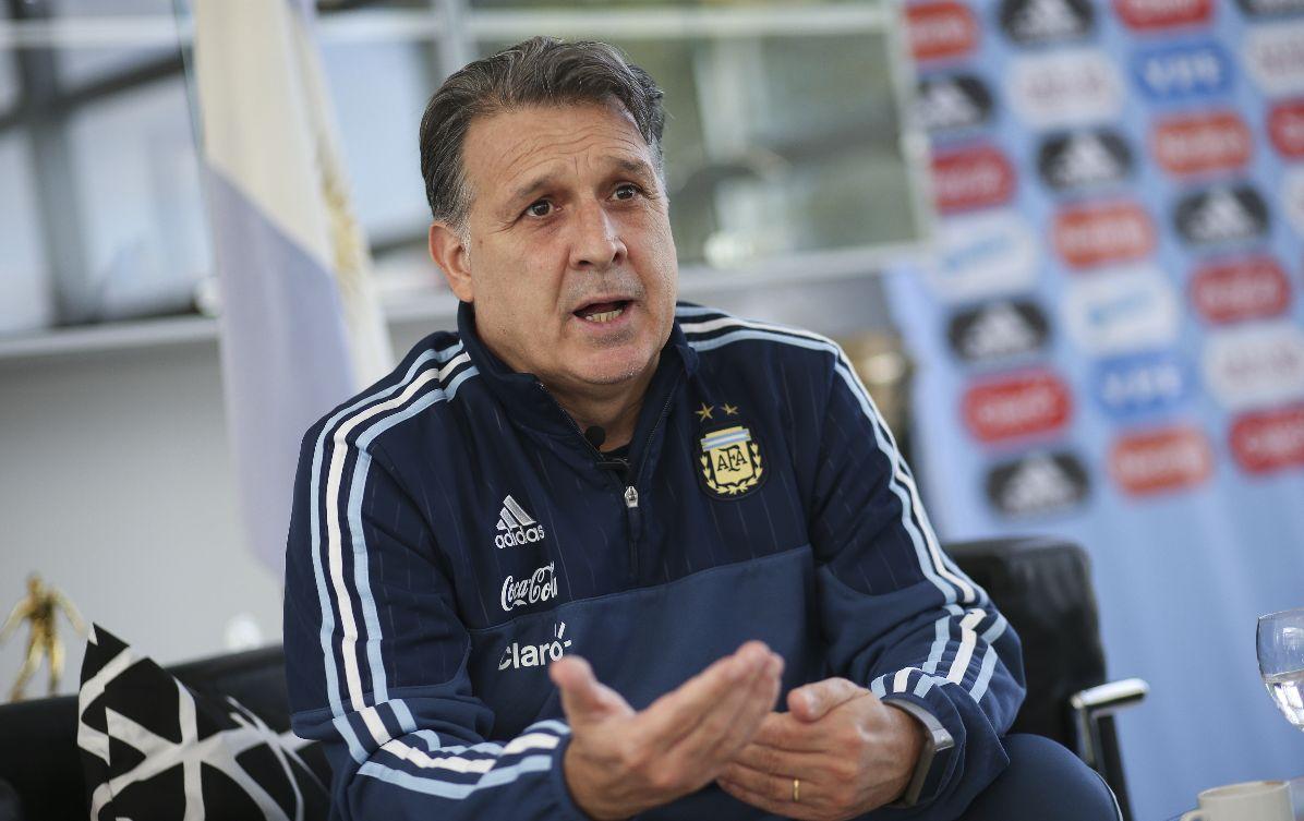 Gerardo Martino, selección mexicana, Tri