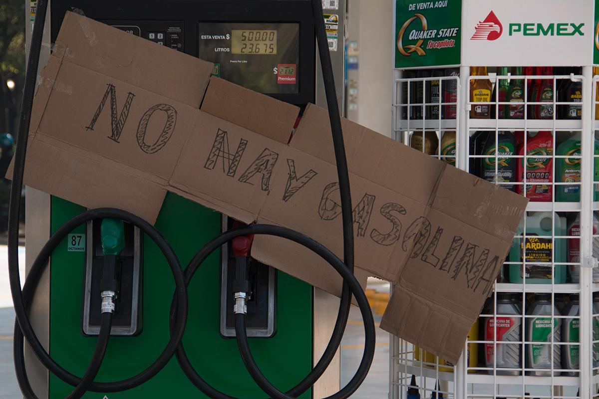 Gasolina, Coparmex, combustible, Magna, Premium, Diesel, ductos, huachicoleros,