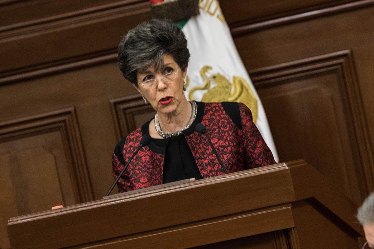 Janine Otalora, Tribunal Electoral del Poder Judicial de la Federación, TEPJF, Renuncia,