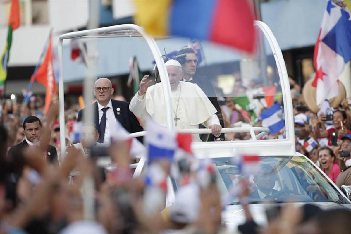 Papa Francisco, Panamá, Jornada Mundial de la Juventud, El Vaticano, Iglesia,