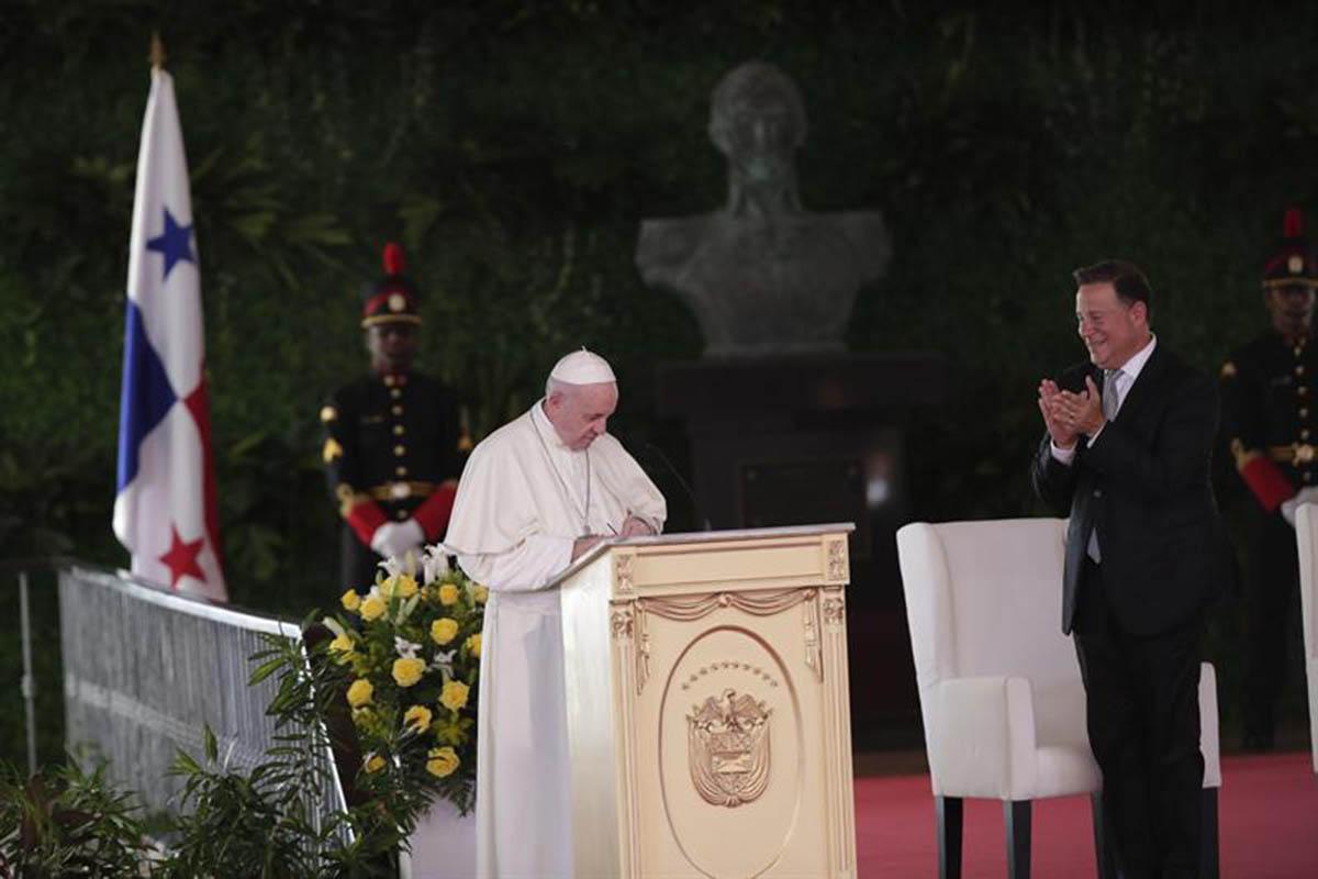 Papa Francisco, corrupción, Panamá, Jornada Mundial de la Juventud , Vaticano,
