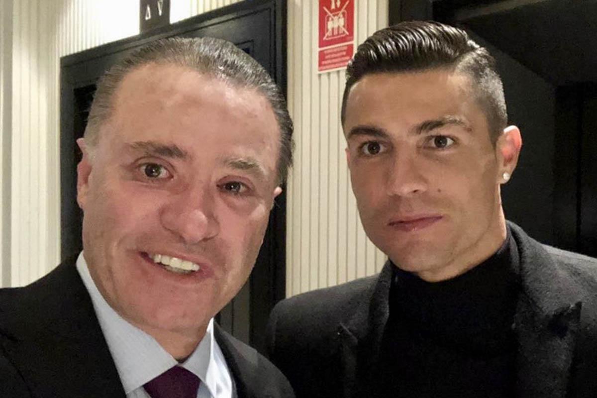Cristiano Ronaldo, Juventus, Quirino Ordaz Coppel, Sinaloa, Los Dorados, Maradona,