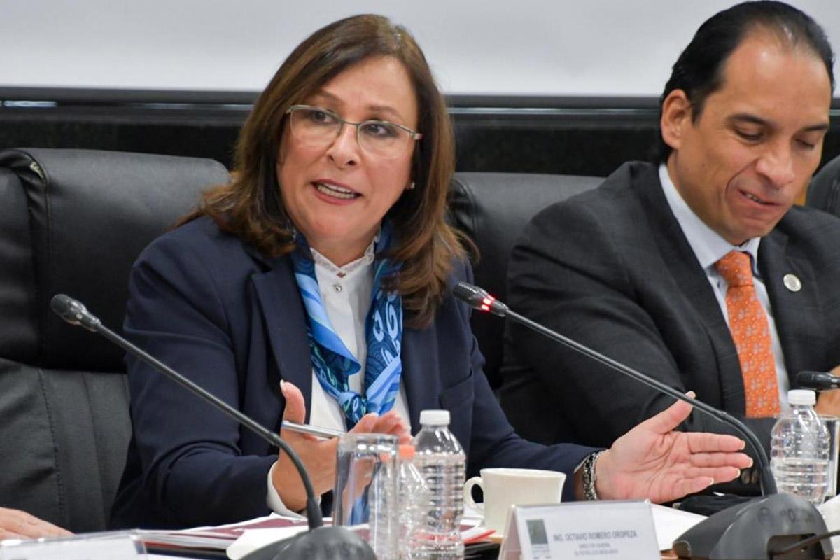 Refinería, Secretaría de Energía, Rocío Nahle García., Pemex, Corrupción,