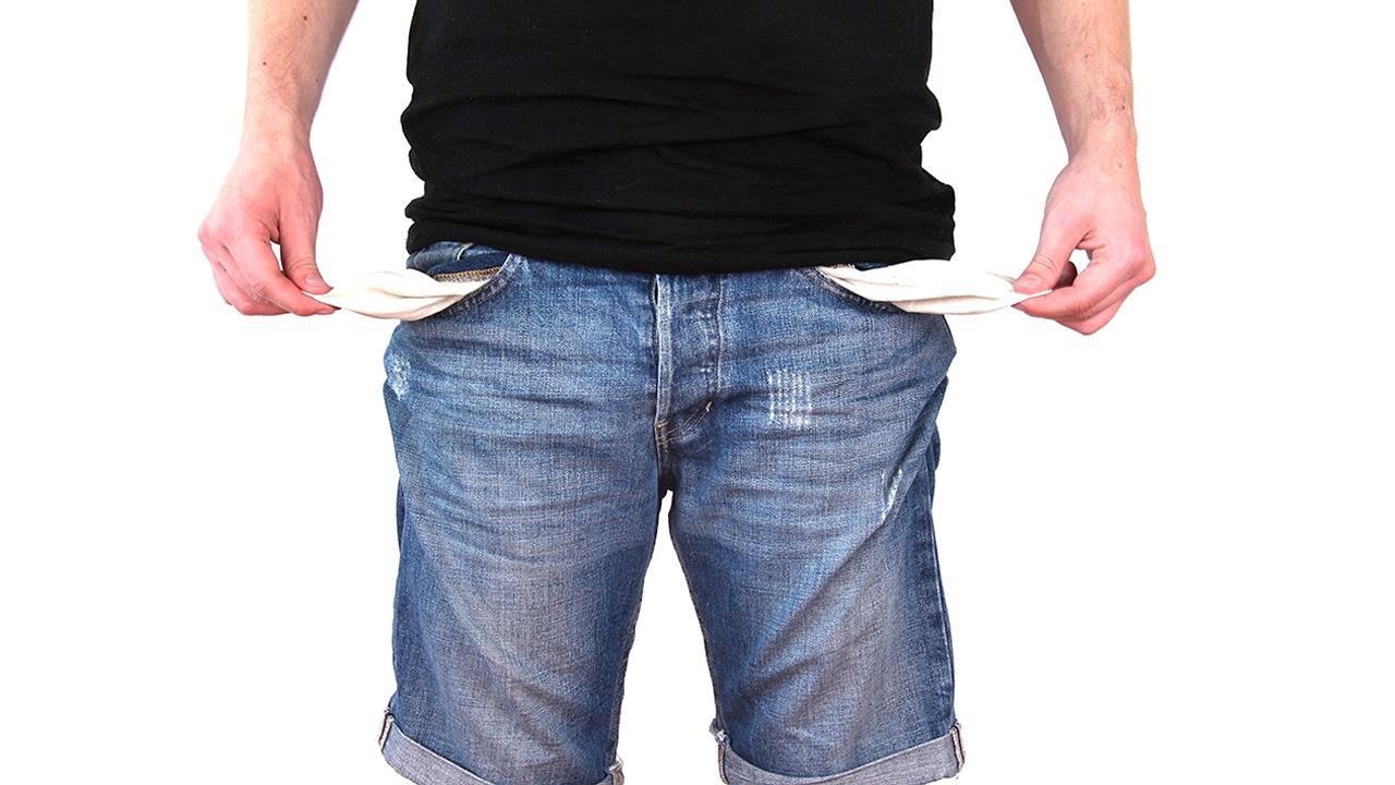 deudas, dinero,