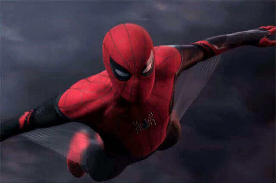 Spider-Man Far Frome Home