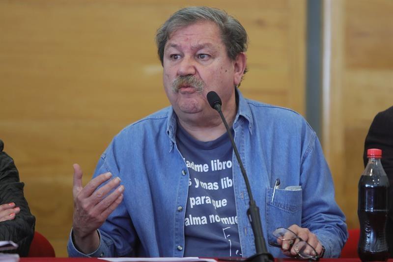 Paco Ignacio Taibo II asumió el pasado viernes la dirección del FCE