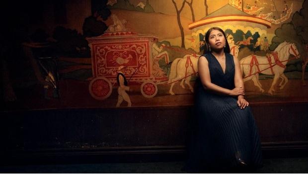 Yalitza Aparicio para Vanity Fair