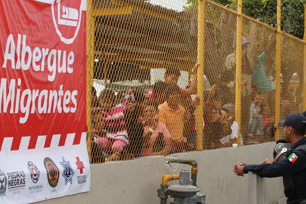 Caravana Migrante, Segob, Olga Sánchez Cordero, Segob, Hondureños,
