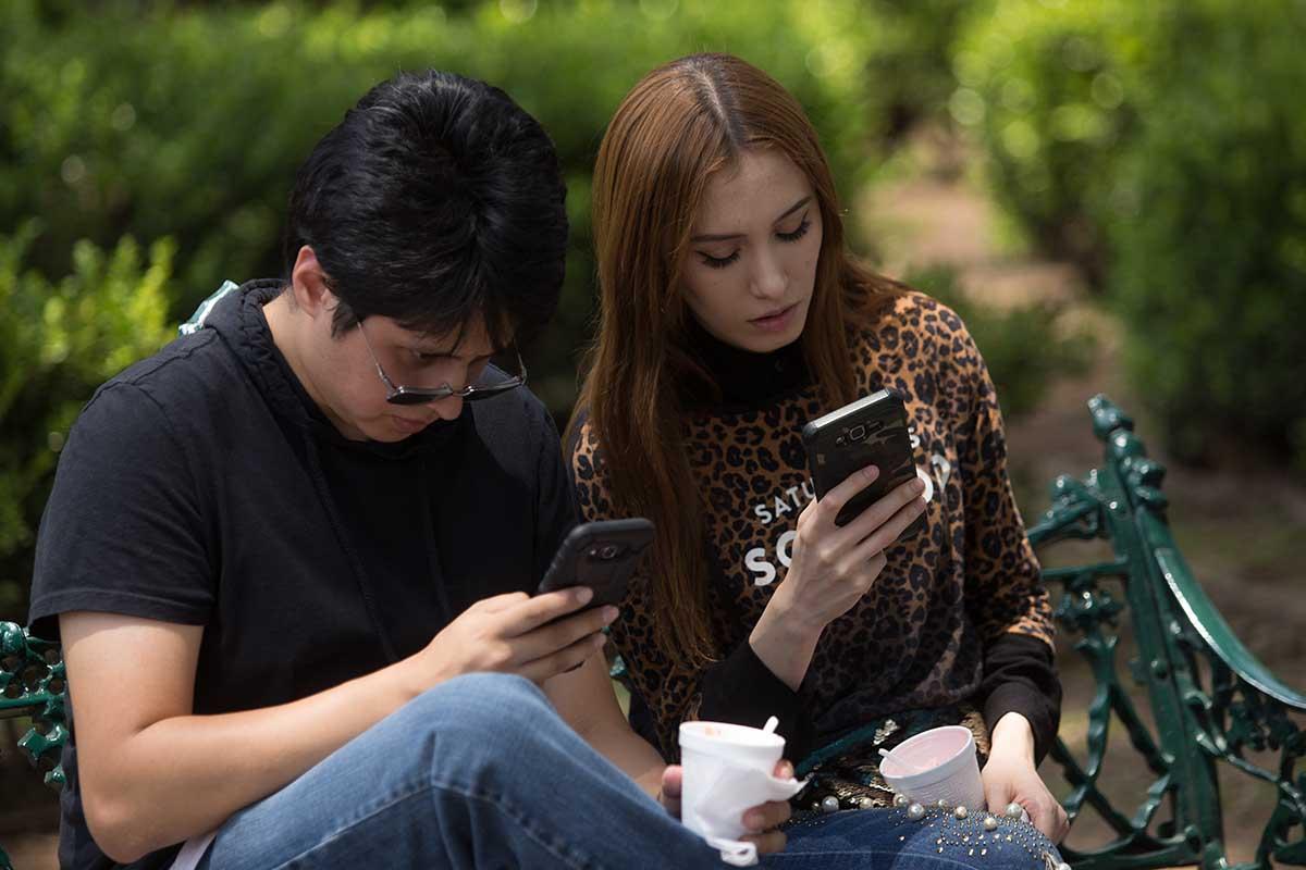 Aplicaciones, telefonía móvil, Internet, Policía Cibernética,