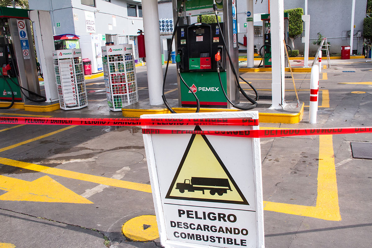 Gasolinería, combustible, Pemex, huachicol, Gasolina, Pemex, Magna,