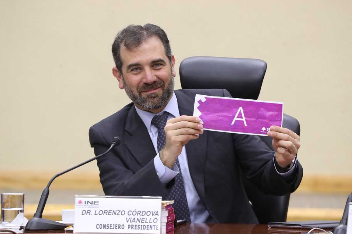 INE, Elecciones 2019, Lorenzo Córdova, Aguascalientes, Baja California, Durango, Quintana Roo y Tamaulipas,
